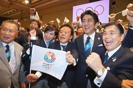 東京オリンピック誘致 猪瀬知事
