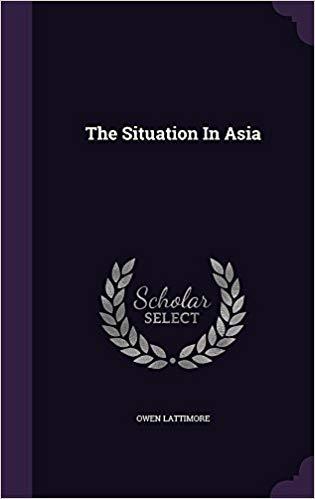 アジアの情勢