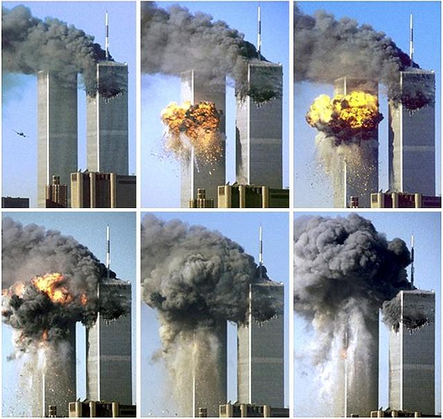 911テロ事件